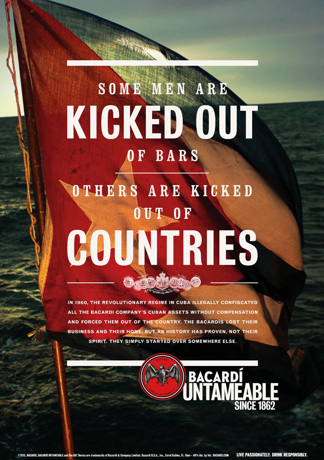 Bacardi Bullying
