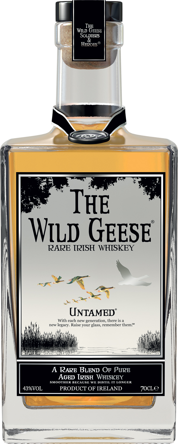 The Wild Geese - Rare irish whiskey