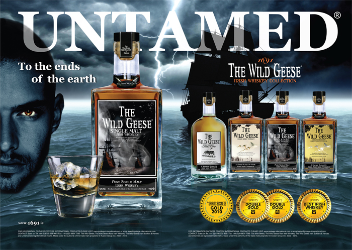 Untamed, The Wild Geese Soldiers and Heroes